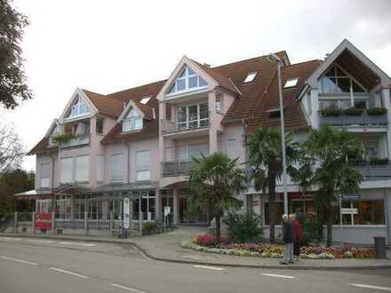 2-Zimmer-Maisonette-Wohnung mit Balkon im Zentrum von Bad Krozingen