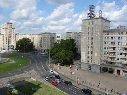 Architekturjuwel am Straussberger Platz