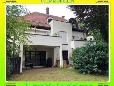 MÜNCHEN- HARLACHING: Hier lacht das Leben! 4 Zimmer Terrassenwohnung mit Garten!