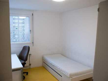 Studentenzimmer im Wohnheim