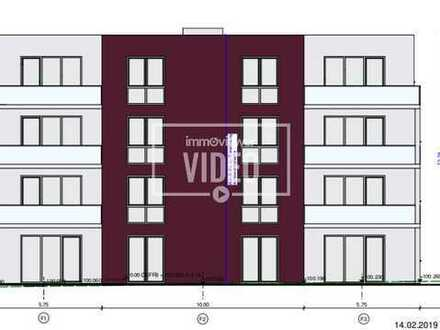 * Exklusiver Wohntraum * Neubau ERSTBEZUG 2021, barrierefreie 4 Zi-Wohnung in Hanau - West!