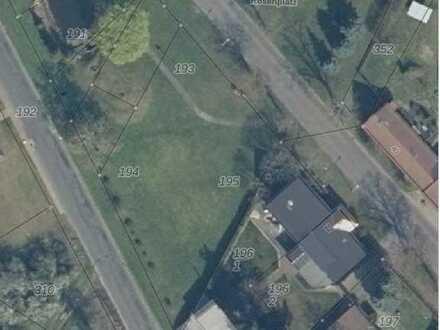 Baugrundstück in der Gemeinde Gollenberg – Ortsteil Stölln – zu verkaufen