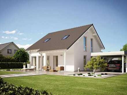 Einfamilienhaus inkl. Bauland in Weissach im Tal