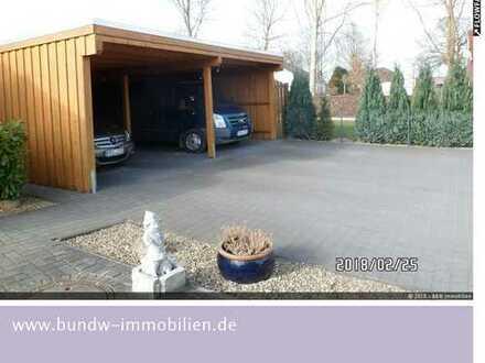 Grundstück mit Doppelcarport und Geräteschuppen in Steinhausen zu verkaufen