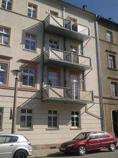 Eigentumswohnung - die vernünftige Alternative im Zentrum von Chemnitz