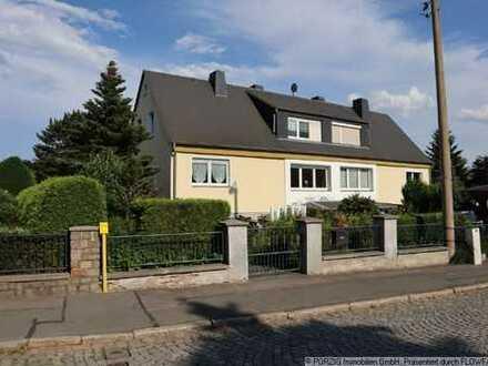 Doppelhaushälfte in TOP-Wohnlage - Zwickau/Weißenborn
