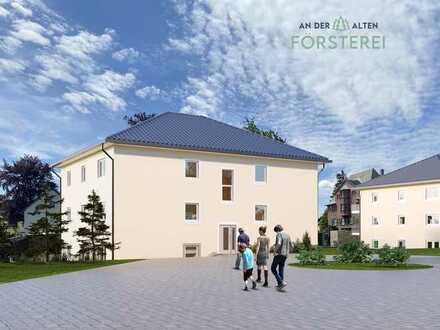 """""""An der alten Försterei"""" - Ihre neue Terrassenwohnung in Thalheim"""