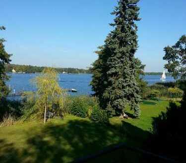 entspanntes wohnen direkt am Krüppelsee mit Steg / Bootsliegeplatz