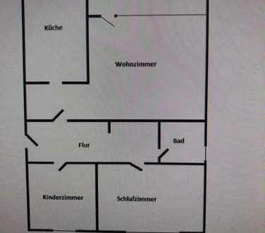Attraktive 3-Zimmer-Wohnung mit Balkon und EBK in Hannover