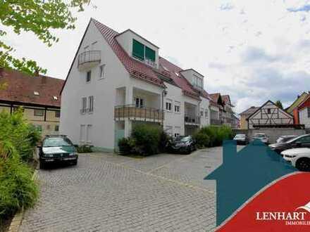 *Zentral und modern* - *EG Wohnung - 1/2 Gehminute zum Marktplatz*