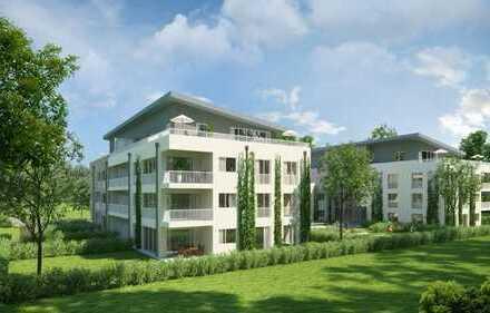 Wohnqualität auf ca. 100 m² Wohnfläche, 4 Zimmern und Sonnenbalkon