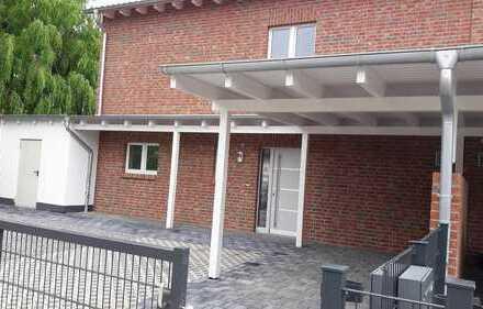 Doppelhaushälfte mit Garten in Wolfsburg-Heiligendorf