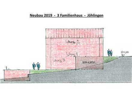 Neubauwohnung in Jöhlingen