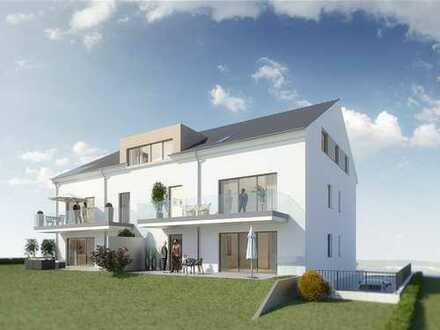 Moderne und exklusive Neubauwohnung