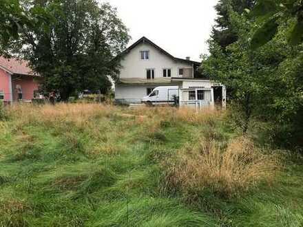 Einzigartiges Bauträgergrundstück in ruhiger, sonniger und absoluter Zentrumslage von Bad Endorf!