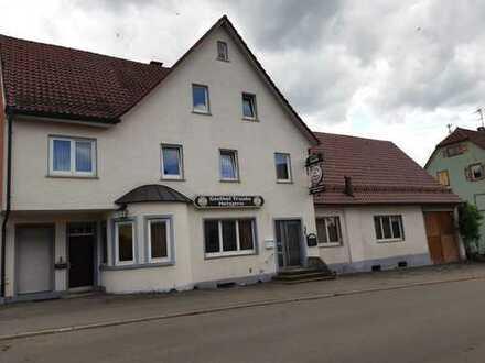 Wohn- und Geschäftshaus (Gästehaus) mit vielen Möglichkeiten