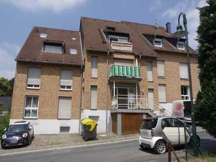 Rösrath, 2Zi. Maisonette ETW, 55m² Wfl., Balkon, Keller, Stellplatz, Fußbodenheizung