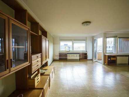 Die Wohnung der vielen Komfortvorteile!  Ruhiglage - Südloggia - TGSTSP