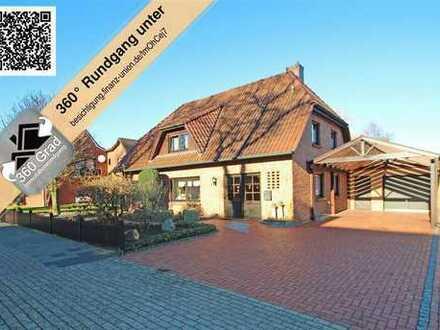Großzügiges und geschmackvolles Wohnhaus in Emlichheim