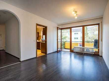 Ihr Traum von viel Platz! - Sonnige 4 Zimmerwohnung mit 2 Balkonen - Haustiere erlaubt!