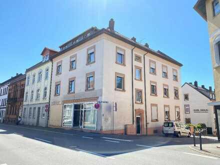 3-Zimmer Wohnung im Stadtzentrum zu vermieten