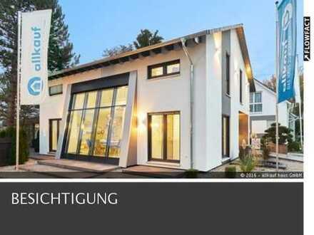 Lichtdurchflutetes innovatives Traumhaus