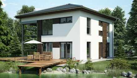Moderne Architektur inkl. Grundstück Provisionsfrei