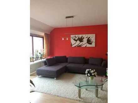 Großzügige 3-Zi.-Wohnung mit 2 Balkonen & EBK in Bad Rodach