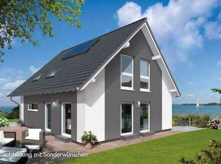 Großes KfW 55 Energiesparhaus in Bestlage von St.Ingbert - inkl. Küche u.v. Extras !