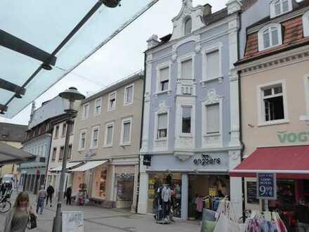 Zwei Wohn- und Geschäftshäuser in der FZ mit Einzelhandelsflächen im EG !
