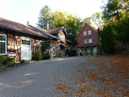 Restaurant u. gepflegtes Hotel in intakter Natur!