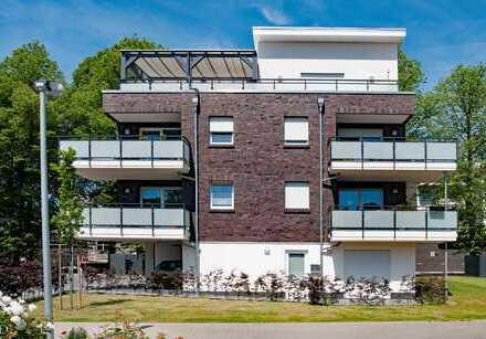 Neubauwohnung mit Terrasse