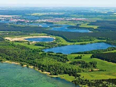 provisionsfreies Baugrundstück am Müritz Nationalpark in der Mecklenburgischen Seenplatte