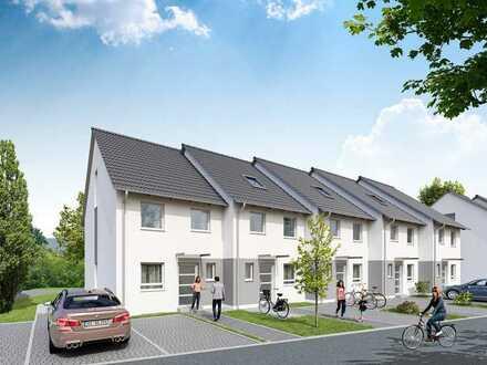 Neubau-Reihenendhaus Nr.10 incl. Keller/2 Stellplätze/Hausanschlußkosten-projektiert