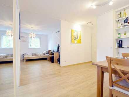 BESTLAGE: Top Single-Wohnung mit Einbauküche