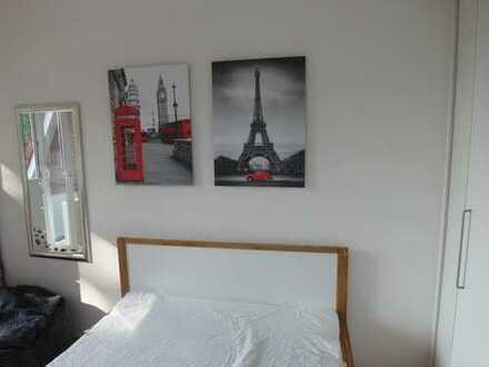 Exklusive, gepflegte 1-Zimmer-Wohnung mit Balkon und EBK in Oldenburg (Oldenburg)