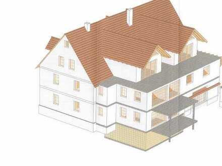 Rein ins Wohnglück! Aus alt wird neu - OG Wohnung mit ca. 160 QM (teilbar)