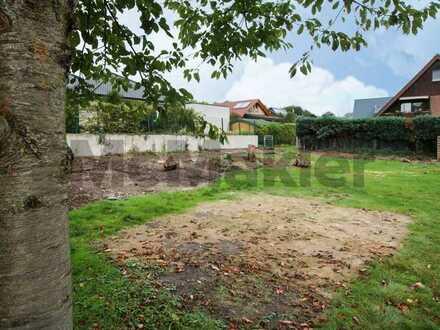Großzügiges Gartengrundstück in ruhiger und naturnaher Lage mit guter Anbindung bei Münster