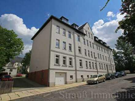 Klasse DG-Wohnung mit großem Balkon!