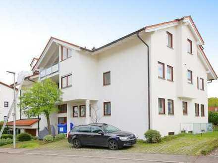 Helle 2-Zimmer-Wohnung mit Terrasse in guter Wohnlage