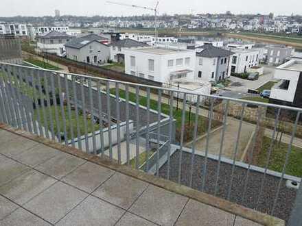 PHOENIX-See - großer Balkon mit Seeblick im 2. OG, ca. 106 qm, 3 Zi-Wohnung