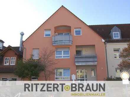 Wunderschöne 2 Zimmer DG Wohnung in Obernburger Altstadt