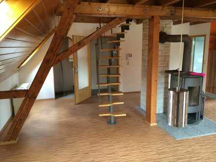 Ansprechende 2-Zimmer-Maisonette-Wohnung mit Einbauküche in Renchen