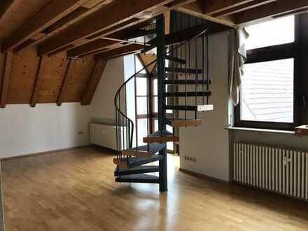 Freundliche, helle 2-Zimmer Maisonette- Wohnung in Giengen
