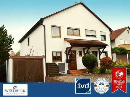 WEITBLICK: Doppelhaushälfte mit Charme!