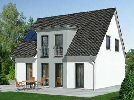 Einfamilienhaus mit großem Grundstück. Finden Sie Erholung im eigenen Garten!