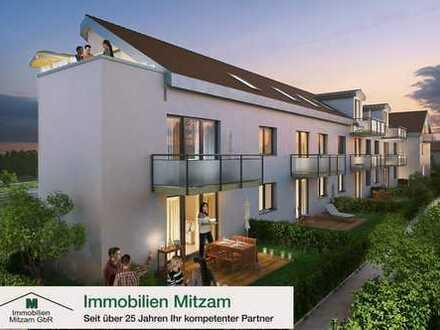 Investieren Sie in Wohnqualität: 3-Zimmer-Dachgeschoss-Wohnung in Top Lage; DOMIZIL Lenting;