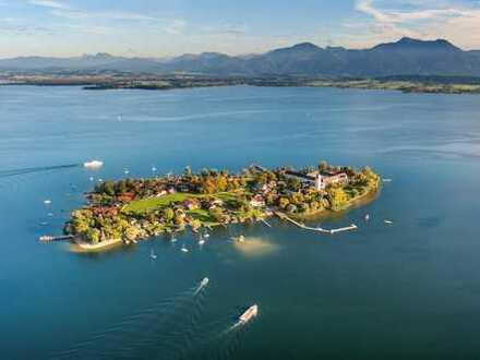 Verwirklichen Sie sich einen Traum mit einem Haus auf der Fraueninsel