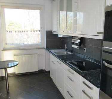Vollständig renovierte 3-Zimmer-Wohnung mit Balkon und EBK in Hannover