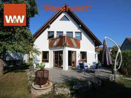 """""""Reserviert"""" Wohnen und Wohlfühlen - TOP gepflegtes Einfamilienhaus in ruhiger Lage"""
